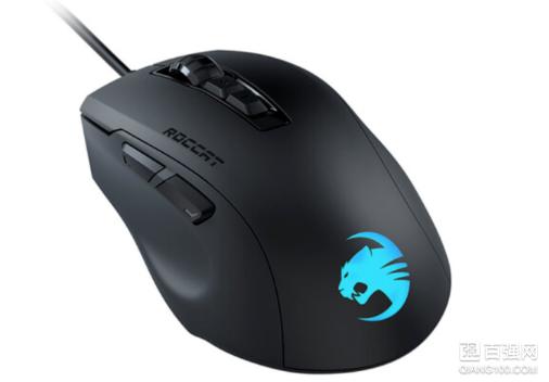 ROCCAT冰豹推出魔幻豹游戏鼠标:仅重66克