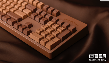 黑爵推出104键机械键盘Chocolate Cubes:4色Cherry轴
