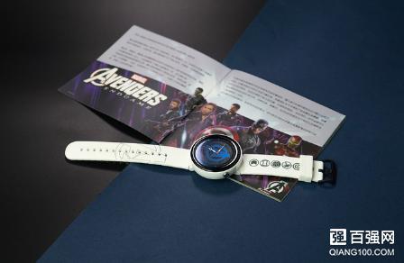 华米Amazfit智能手表2 复仇者联盟系列预售开启:限量5000部
