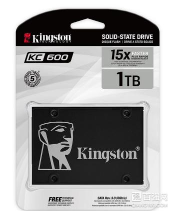 金士顿发布KC600系列SSD固态硬盘:5年质保