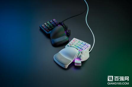 雷蛇推出 Tartarus Pro :单手键盘