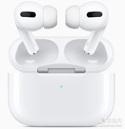 AirPods Pro主动降噪耳机发布:首次采用入耳式设计