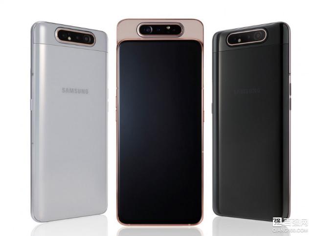 三星真旗舰旋转三摄Galaxy A80更新,全新自拍模式上线