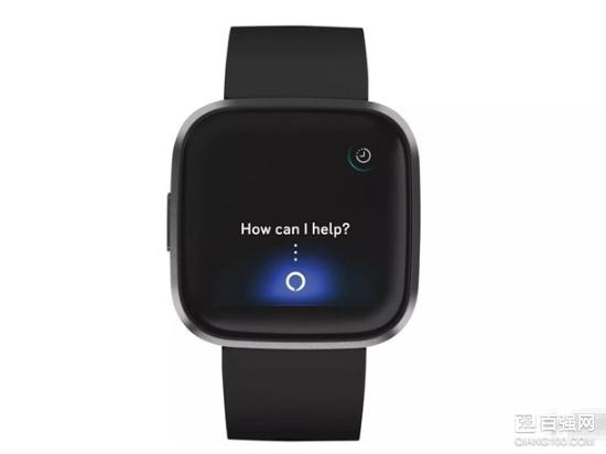 Fitbit Versa二代疑现身,智能手表功能多
