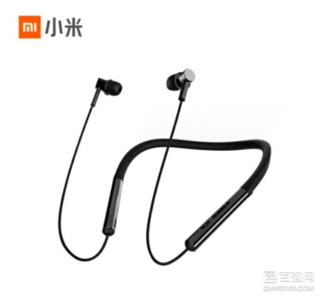 小米降噪项圈蓝牙耳机开售:售价499元
