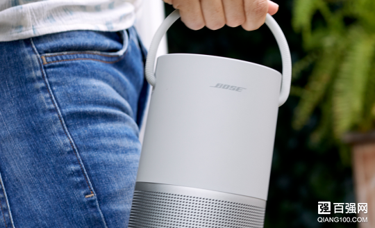 Bose推出Bose Portable 便携无线音箱:支持语音助手