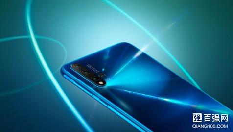 8月30日开售!华为nova5 Pro推出苏音蓝配色