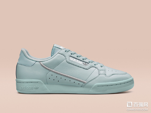 adidas Originals 发布新款 Continental 80:百搭多种配色