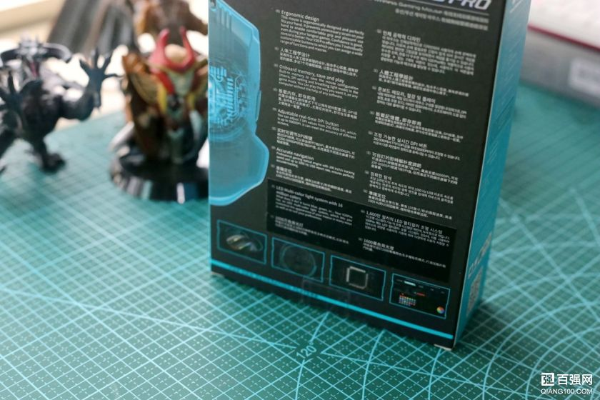 雷柏V20PRO双模鼠标,游戏办公两不误