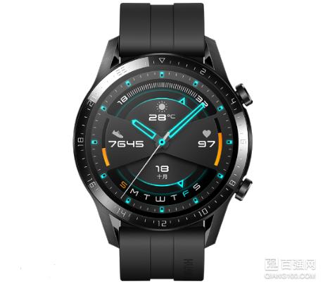 华为 Watch GT 2智能手表发布:售价1388元起