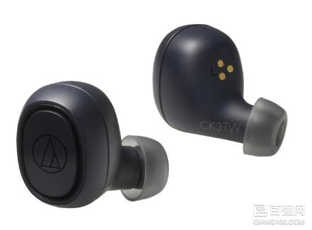 铁三角发布ATH-CKS5TW、ATH-CK3TW 真无线耳机:续航久