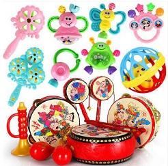 婴儿必备品—益智学习玩具