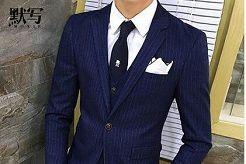 绅士的西装清单