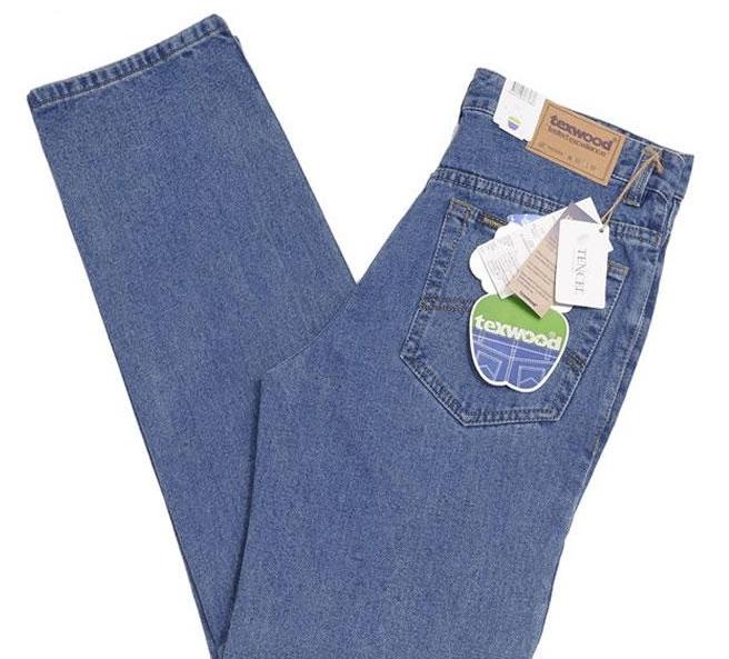 承载三代人的梦想与青春,苹果牌牛仔裤,你还记得吗?