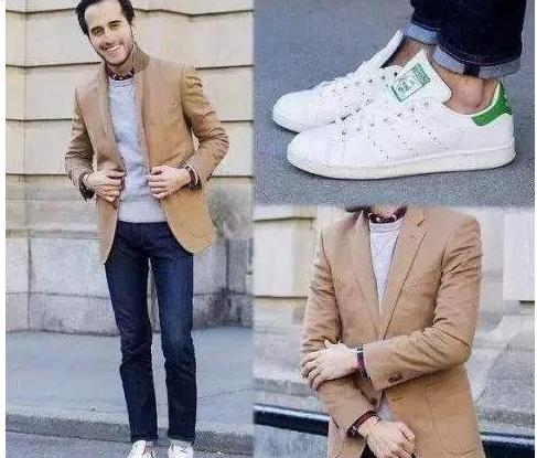 阿迪达斯小白鞋该怎样搭配,怎么搭配才有范儿