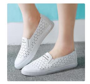 还在买地摊货,连续5年销量第一的人本小白鞋,既舒适又不贵
