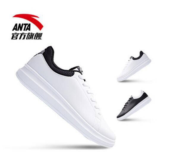盘点2017年安踏、特步和李宁最受欢迎的小白鞋