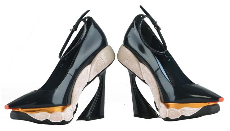 GUCCI、香奈儿和DIOR高跟鞋是不是同一档次的,各有什么特点