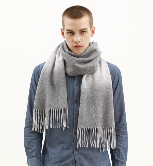 男生围巾怎么围好看?围巾的各种围法男生