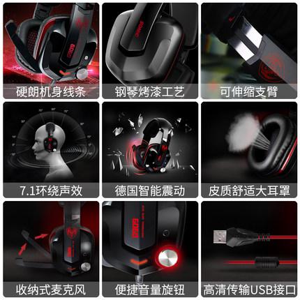 硕美科游戏耳机哪个型号值得入手?
