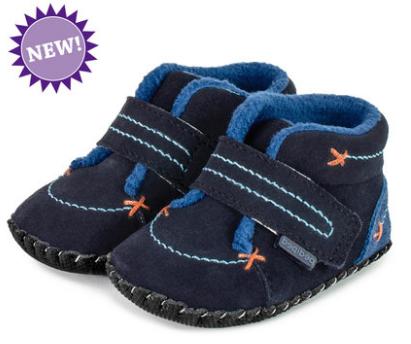 Pediped婴儿学步鞋被哪些星二代穿过?防摔不??