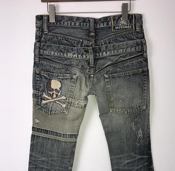 mmj牛仔裤是什么档次?mmj的牛仔裤正品多少钱?