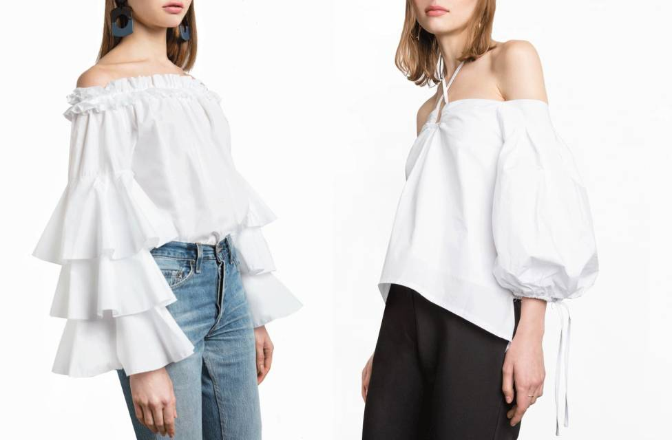 Pixie Market白衬衫怎么样?什么价位?