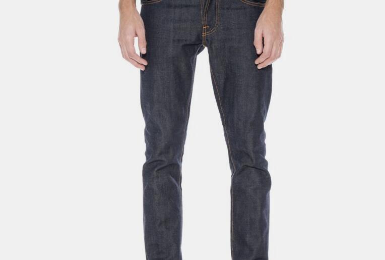 NUDIE JEANS GRIM TIM DRY SELVAGE COMFORT 牛仔裤怎么样?价格高吗?