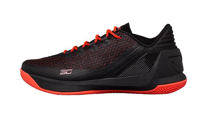 安德玛(UNDER ARMOUR) Curry3 篮球鞋怎么样?穿着舒适吗?