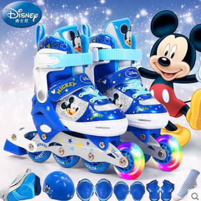 迪士尼轮滑鞋性价比高吗?