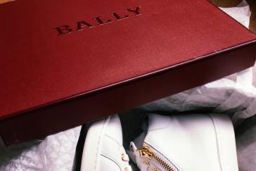 Bally巴利高帮牛皮鞋值得买吗?做工怎么样?