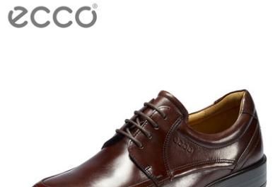 爱步ECCO皮鞋算几线品牌?价格贵不贵?