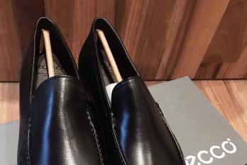 爱步ECCO皮鞋质量怎么样?送父母可以吗?