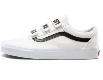范斯Vans白色帆布鞋价格贵不贵?薄底和厚底的区别大吗?