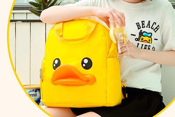 B.Duck小黄鸭、Kate Spade和Storksak Elizabeth妈咪包那个好?