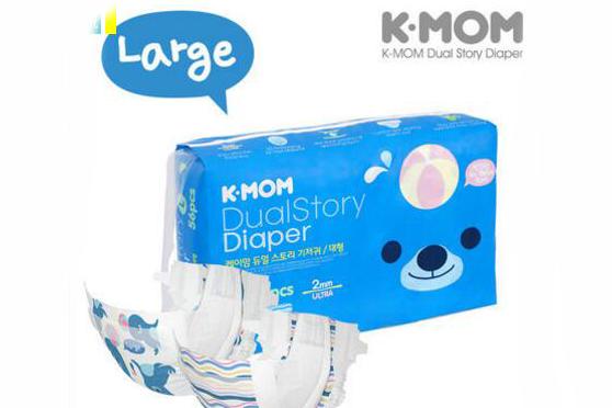 尿不湿哪个牌子好用?韩国进口K-mom尿不湿怎么样?