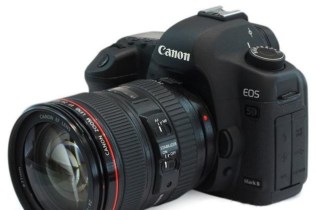 佳能5d2单反相机多少钱?有什么优势?