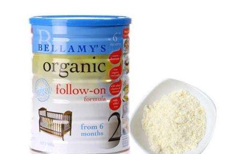 贝拉米有机奶粉怎么样?贝拉米有机奶粉好吗?