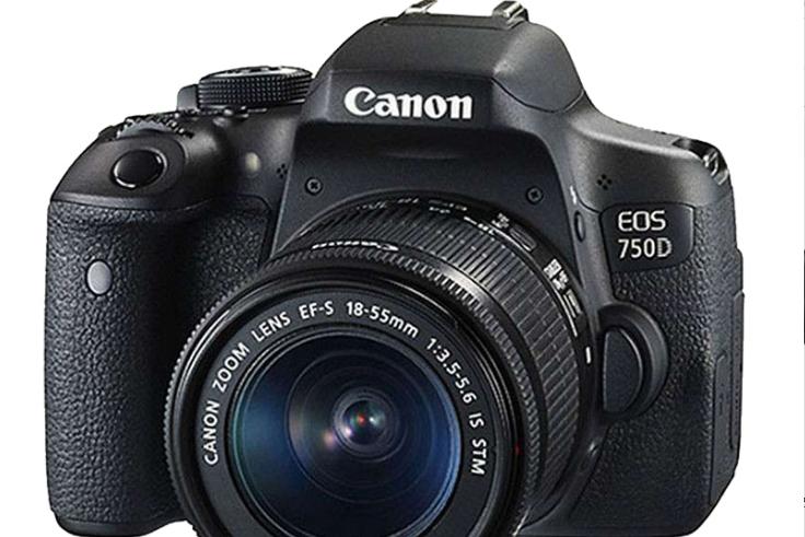 佳能相机哪款好?佳能750D相机怎么样?