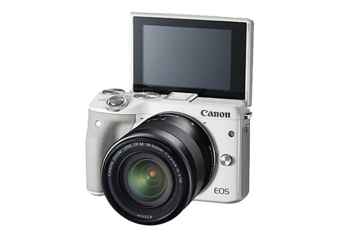 佳能微单相机哪款好?佳能M3 白色微单相机怎么样?
