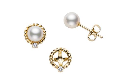 钻石耳钉什么牌子好?日本珍珠品牌 MIKIMOTO 钻石耳钉怎么样?