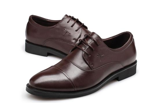 红蜻蜓皮鞋怎么样?值得买吗?