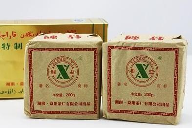 湘益茯茶哪款好喝?湘益时光酵藏茶叶怎么样?