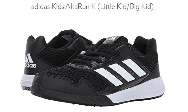 阿迪童鞋舒适吗?阿迪达斯儿童童鞋AltaRun K怎么样?