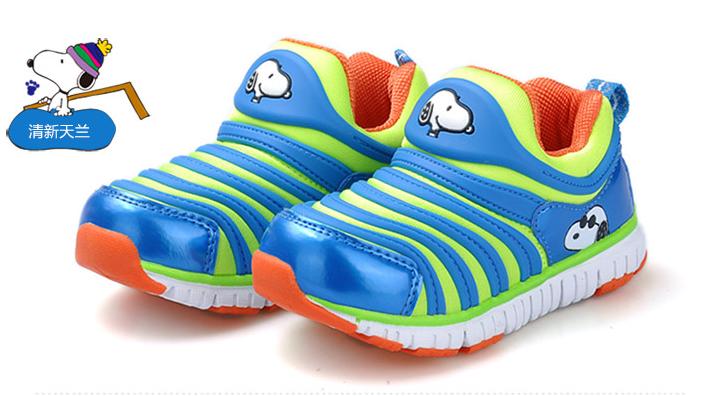 史努比的童鞋好吗?史努比SNOOPY男童毛毛虫童鞋S615559质量怎么样?