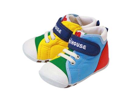 mikihouse学步鞋分段?介绍一下?