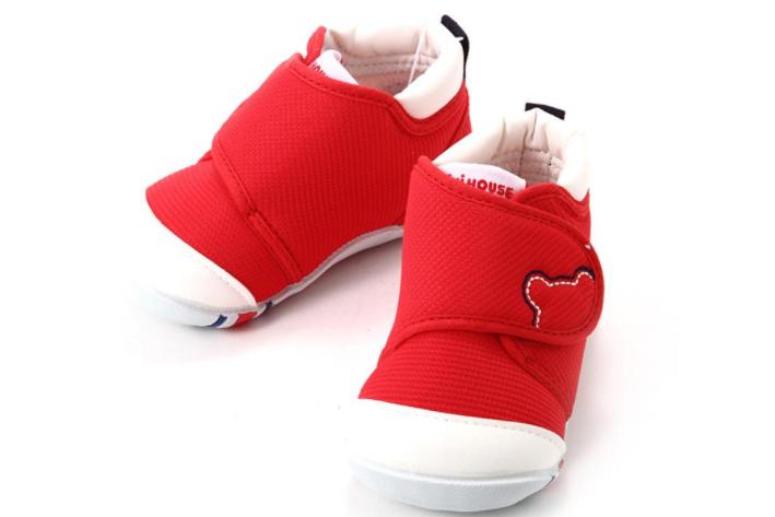 婴儿学步鞋怎么选?MikiHouse婴儿学步鞋尺码推荐?