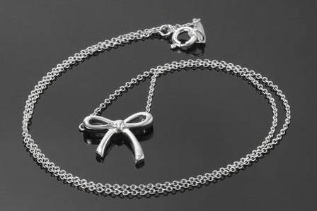 蒂芙尼项链哪款好看?蒂芙尼项链会变黑吗?