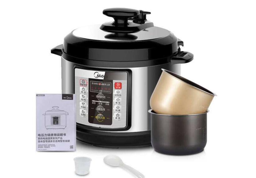 高压锅哪个牌子好又耐用?美的高压锅怎么样?