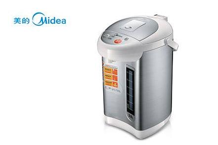 美的电热水瓶怎么样?保温吗?